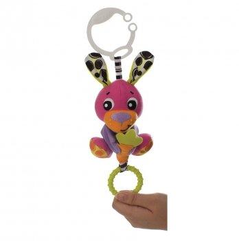 Игрушка-подвеска трясущаяся Playgro, Кролик, 0185472