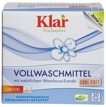 Универсальний стиральный порошок Klar 1,1 кг