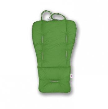 Матрасик-трансформер в коляску Universal Classic Ontario Baby зеленый ART-0000265