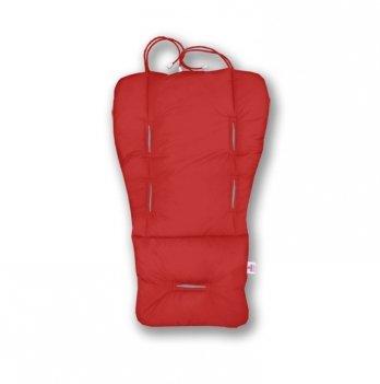 Матрасик-трансформер в коляску Universal Classic Ontario Baby красный ART-0000156