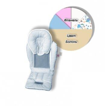 Матрасик-трансформер в коляску Universal Elite Ontario Baby бежевый ART-0000160 бежевый