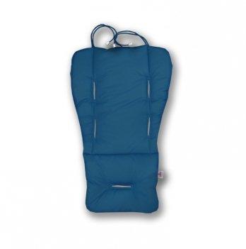 Матрасик-трансформер в коляску Universal Prenium Ontario Baby синий ART-0000108