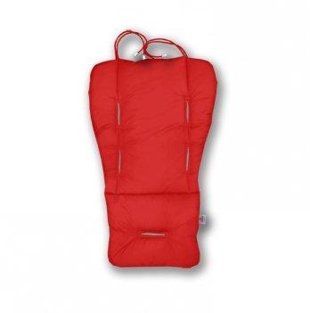 Матрасик-трансформер в коляску Universal Prenium Ontario Baby красный ART-0000107