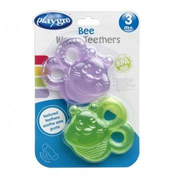 Прорезыватель водяной Playgro, Пчелки, 0182213