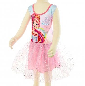 Платье для танцев, ARDITEX Барби (Barbie) розовое