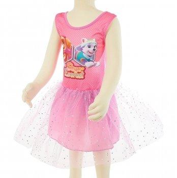Платье для танцев, ARDITEX Щенячий патруль (PAW Patrol) розовое