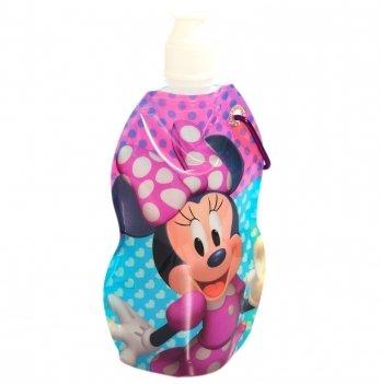 Мягкая бутылка, ARDITEX Минни Маус (Minnie) розовая