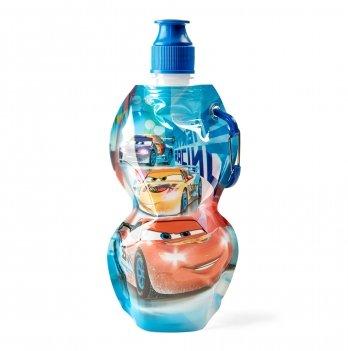 Мягкая бутылка, ARDITEX Тачки (Cars) голубая
