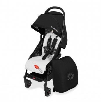 Коляска Maclaren Atom Style Set Stroller, черная