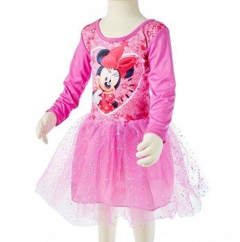 Платье для танцев Arditex, Minnie Mouse (Минни Маус) c длинным рукавом