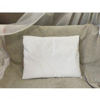 Наволочка для новорожденного DevoHome Baby White, 35 х 45 см