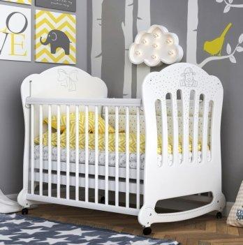 Детская кроватка СидиМ Юджин Baby Cot Eugene