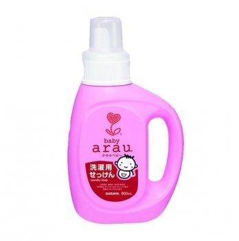 Жидкость для стирки детской одежды 800 мл, Arau Baby