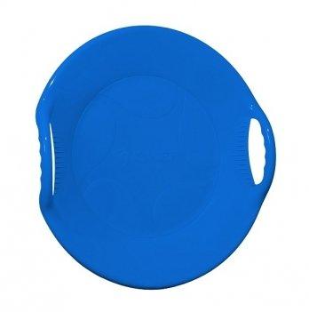 Зимние санки-диск Snower Танірик, синие