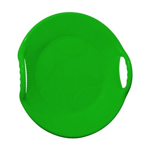 Зимние санки-диск Snower Танірик, зеленые
