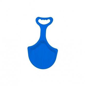 Зимние санки-лопата Snower Рискалик, синие
