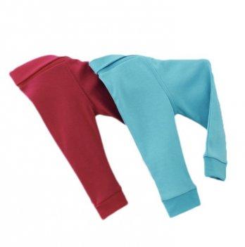 Набор брюк Yasan розовые/бирюзовые