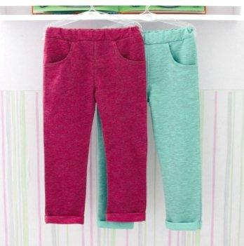 Набор брюк Yasan зеленые/розовые