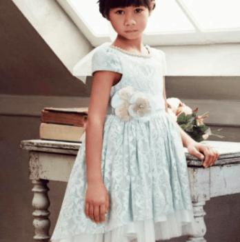 Нарядное платье FERLIONI, FB FB 7424, мятное