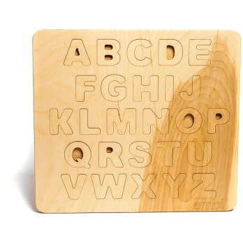 Азбука-сортер Английская ДІ-АА1, Embi