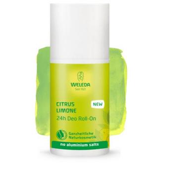 Дезодорант Цитрус Roll-On, WELEDA 50 ml, 101476