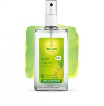 Дезодорант Цитрус, WELEDA 100 ml, 48849