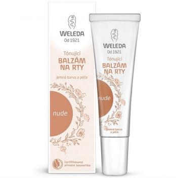 Увлажняющий бальзам для губ Nude, WELEDA 10 ml, 99563