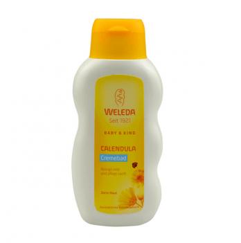 Детское средство для купания с экстрактами лекарственных трав, Календула, WELEDA 200 мл, 97758