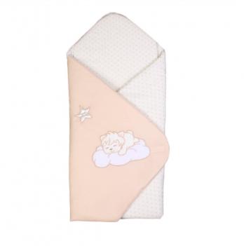 Конверт - одеяло Veres ''Sleepyhead beige