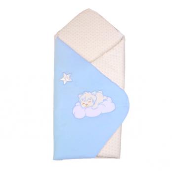 Конверт - одеяло Veres ''Sleepyhead blue