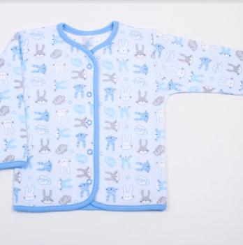 Кофточка Veres Hello Bunny blue