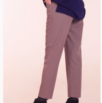 Укороченные брюки White Rabbit Bekket Pants Хумус