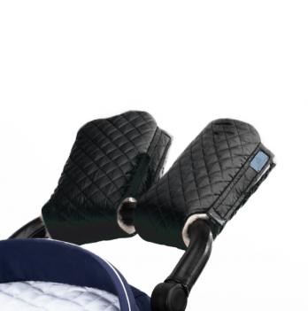 Муфта для рук на коляску Merrygoround Черный