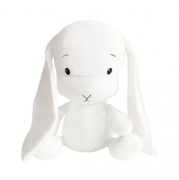 Зайчик Effiki белый, белые ушки