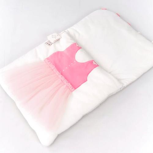 Конверт из велюра для девочки ТМ Sasha, розовый