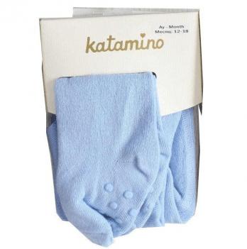 Колготки Katamino K30019 голубые