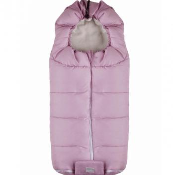 Зимний конверт Nuvita Junior Essential, розовый
