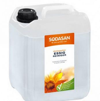 Органическое моющее средство Sodasan, 110, 5 л