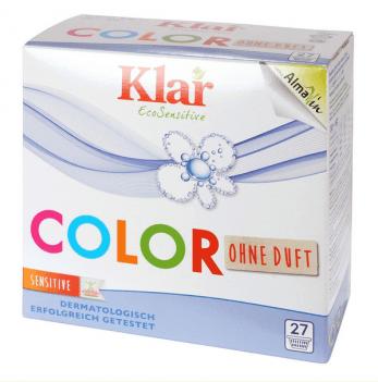 Стиральный порошок Klar цветной 1,375 кг