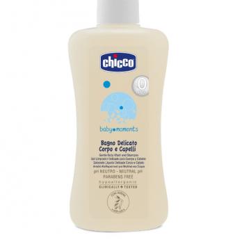 Шампунь для тела и волос Chicco 200 мл 02844.10