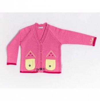 Кофта Lutik Котик КД-843 розовый