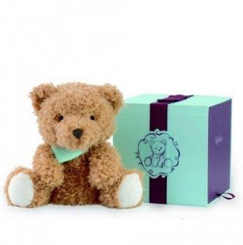 Мягкая игрушка Kaloo Мишка, LES AMIS, 19 см