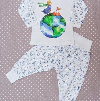 Пижама для малышей SWEET BABY Маленький Принц