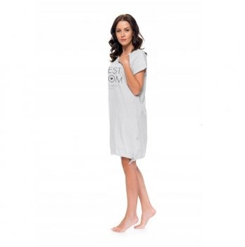 Ночная рубашка Dobranocka TCB.9081 grey