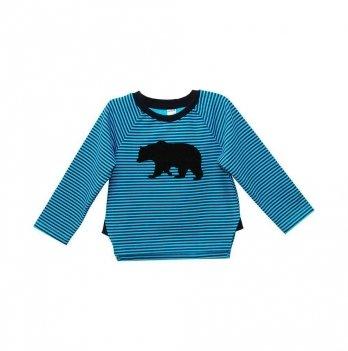Джемпер для мальчика Minikin Сине-голубой 177907