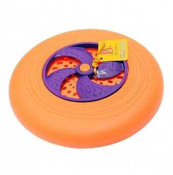 Игрушка Battat Summery Фрисби, оранжевая