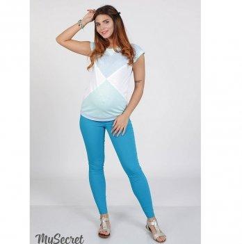 Джинсы для беременных MySecret Pink light Голубой TR-27.032