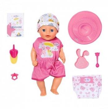Кукла Zapf Baby born Милая кроха серии Нежные объятия 36 см 827321