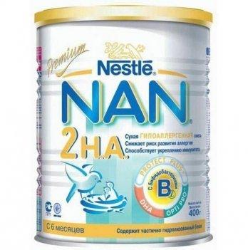 Заменитель грудного молока Nestle WTC