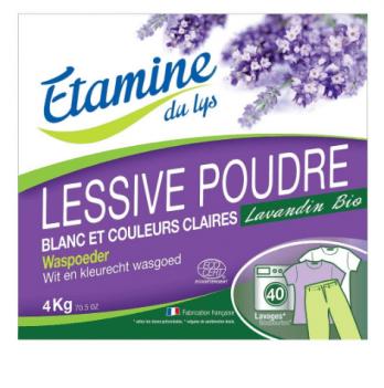 Стиральный порошок Etamine du Lys COMP'ACTIVE, 4 кг
